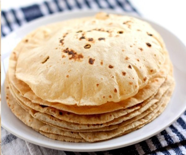 Indian Bread Roti